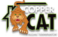 Copper Cat logo